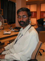 Bellary Computers MD, T. Sridhar